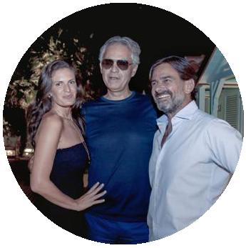 Andrea Bocelli Seadreams